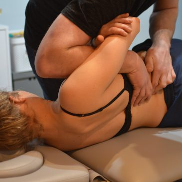 Terapia manualna
